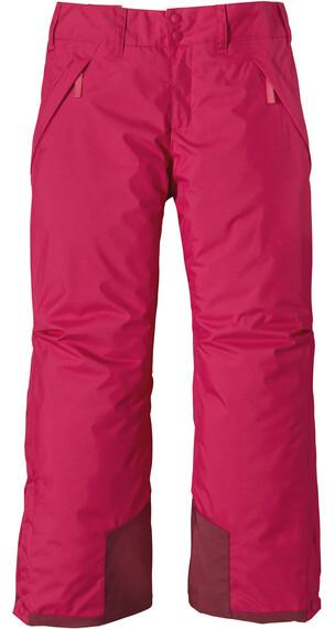 Patagonia Girls' Insulated Snowbelle Pants Portofino Pink